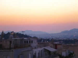 Athen Arbeitskopie