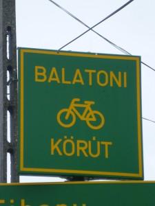 Balaton Sign