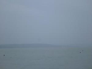 Rainy Balaton